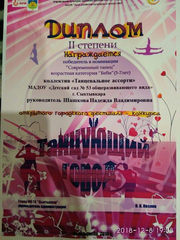 82061ff39967 Отзывы о детский сад №53 Звездочка - Детские сады - Сыктывкар
