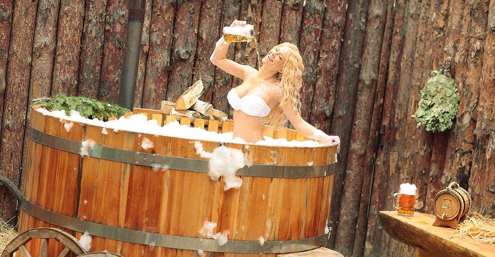 Фотогалерея - Таежные бани на Волоколамском шоссе