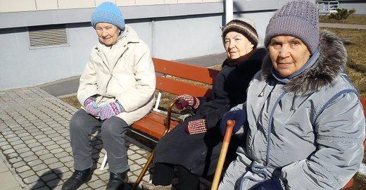 фотография Частного дома престарелых Добрые руки на Колпинском шоссе