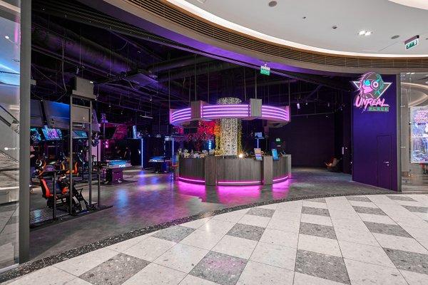 Клуб виртуальной реальности в москве нереальное место клубы тулы ночные сегодня