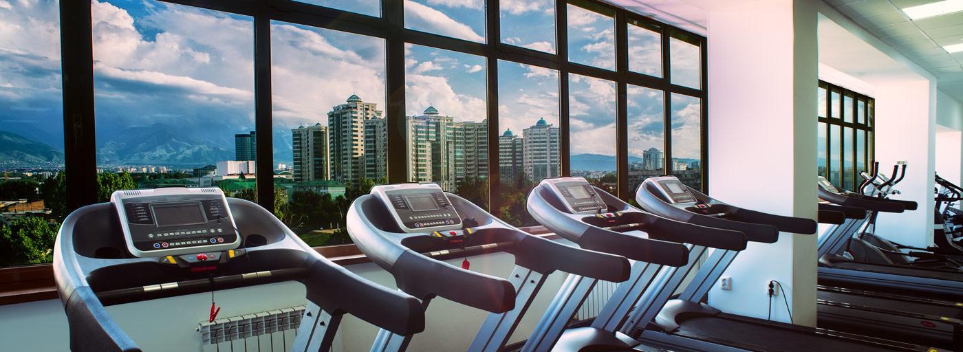 фотография Фитнес клуб Sky fitness в Алмалинском районе