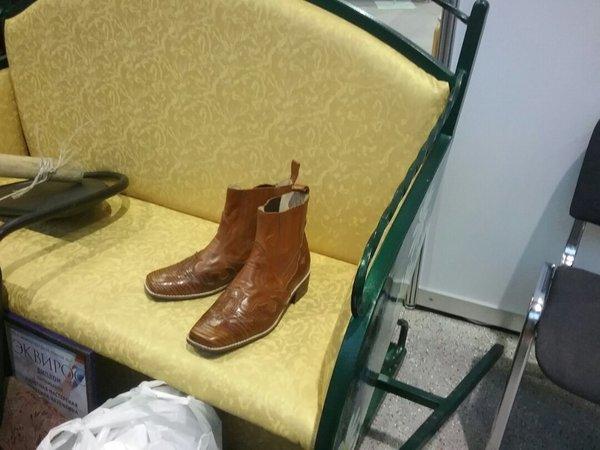 fc80c3009 Ателье по пошиву и ремонту обуви Альфа на улице Ухтомского - отзывы ...