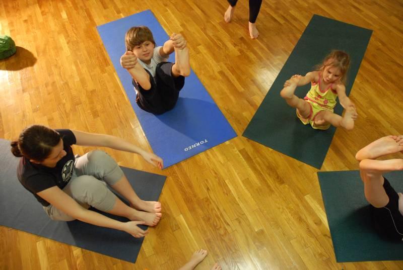фотография Центра йоги и здоровья Практика здоровья на Литейном проспекте