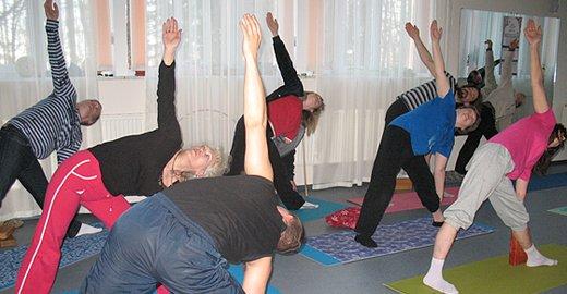 фотография Центр классической йоги на метро Московская