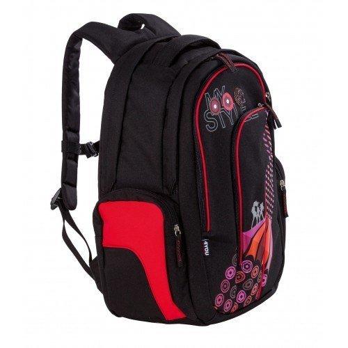 114581aa8803 Модные, стильные подростковые школьные рюкзаки 2014 года «4YOU» для  учеников средней школы и старшеклассников с ярко выраженными современными и  стильными ...