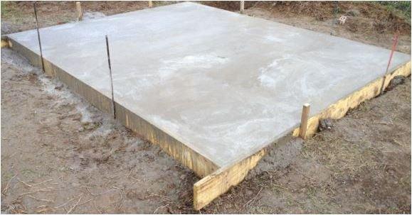 Бетон безискровой бетон окатышами